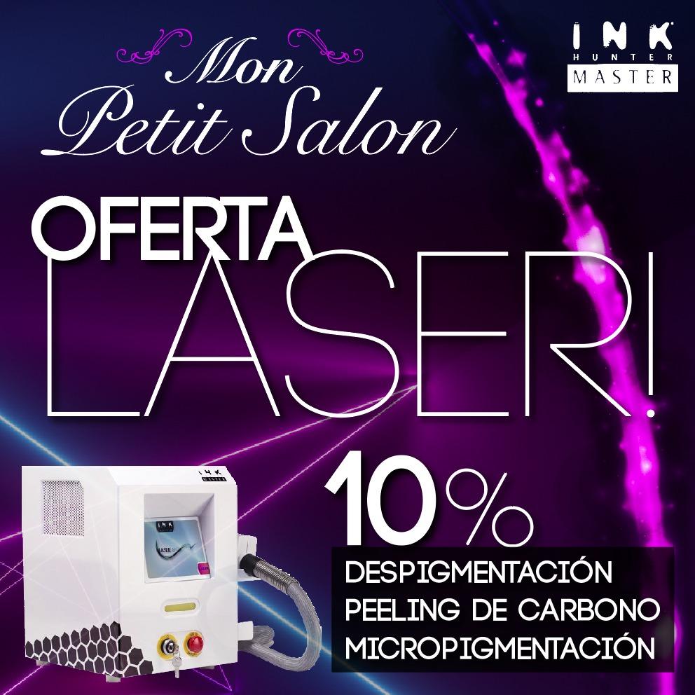 Mon Petit Salon | 10% descuento en eliminación de tatuajes